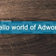 hello world of adwords cover photo