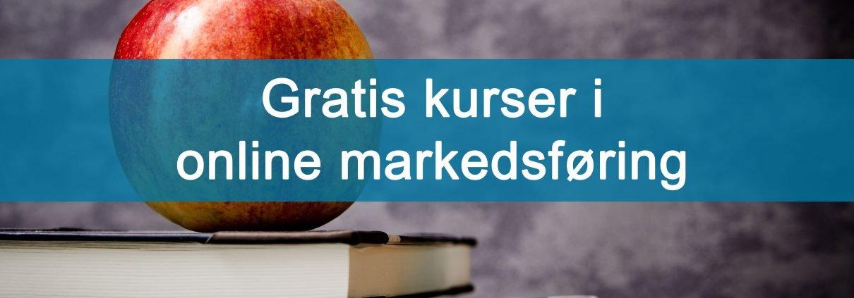 artikel billede til gratis kurser i online markedsføring