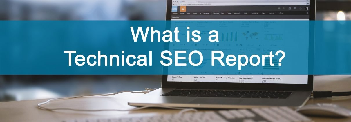 what is a technical seo report picture