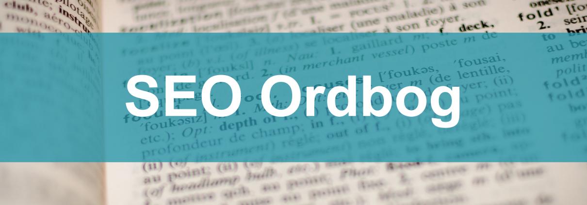 SEO Ordbog
